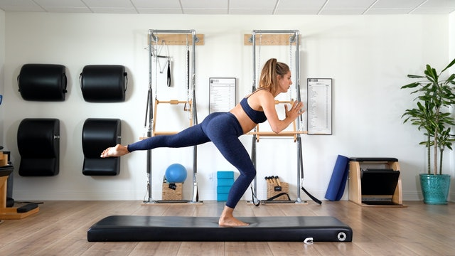 CHOOSE YOU CHALLENGE Lower Body Sequence Week 2, Day 3 (No props, 5 min)