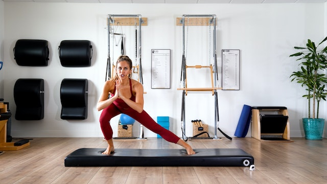 CHOOSE YOU CHALLENGE Lower Body Sequence: Week 1 Day 3 (No Props, 5 min)