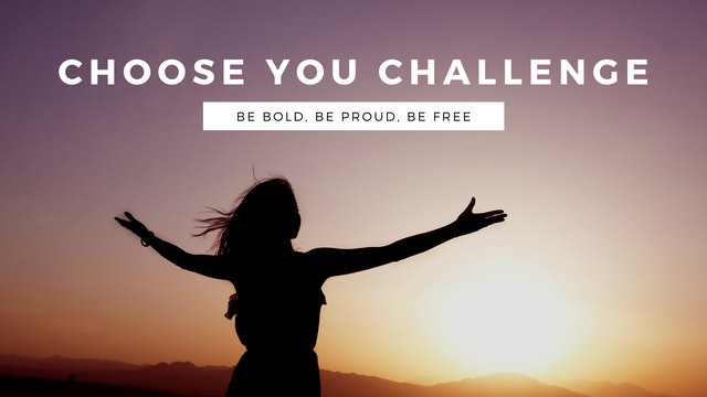 Choose You Challenge