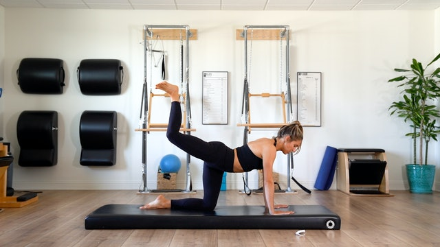 CHOOSE YOU CHALLENGE Lower Body Sequence: Week 3, Day 3 (No Props, 5 min)