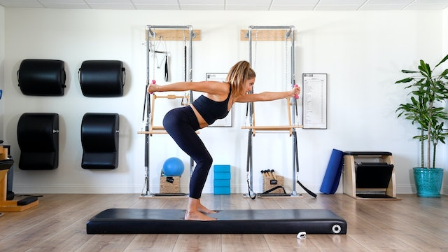 CHOOSE YOU CHALLENGE Upper Body Sequence:Week 3, Day 2 (Optional 1-2 lbs, 5 min)