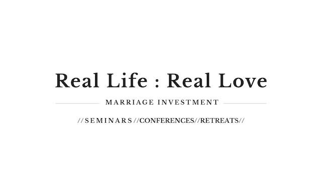 Real Life : Real Love
