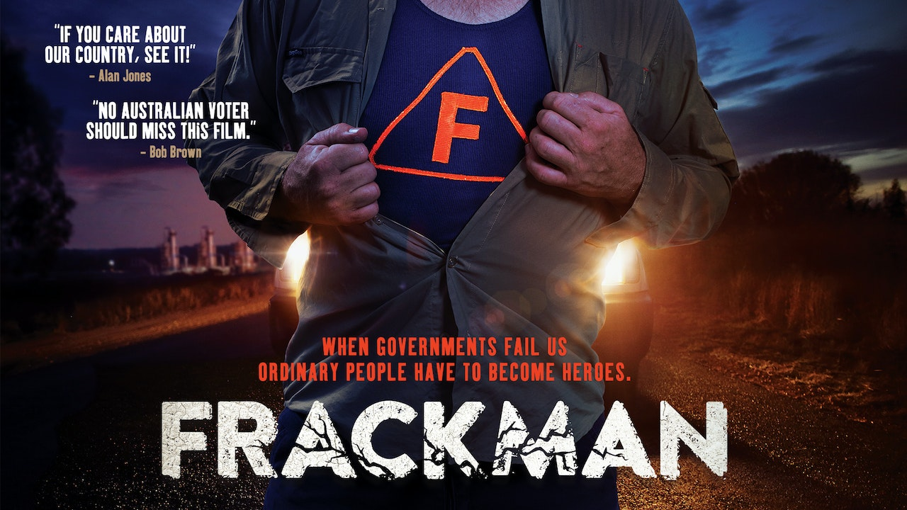 Frackman The Movie