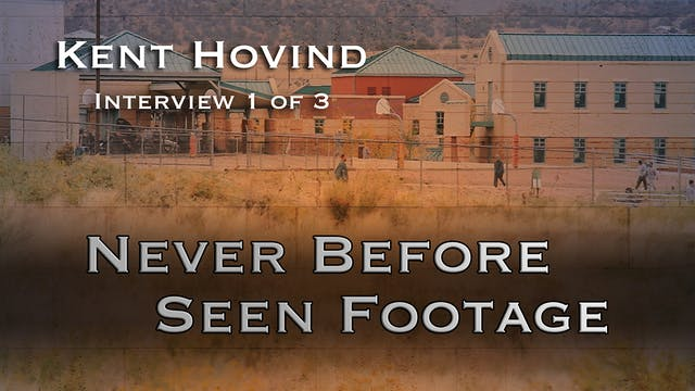 Dr. Kent Hovind: Interview 1 of 3 (After the Tribulation)