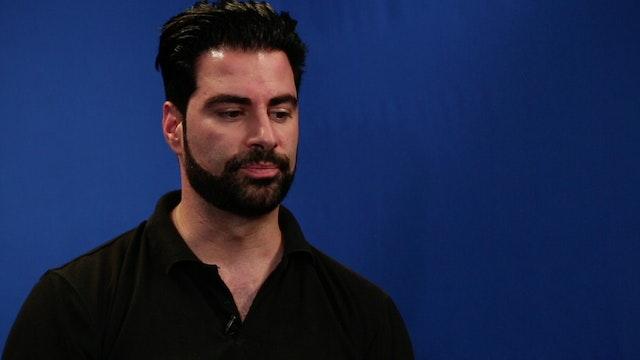 Rob Vitalano Interview 1
