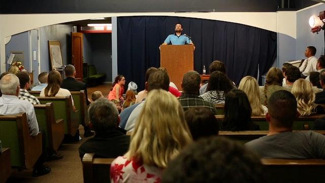 Pastor Steven Anderson - Sermon after Botswana