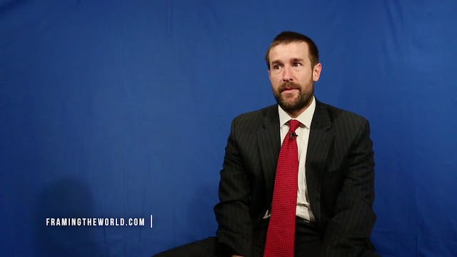 Pastor Steven Anderson Interview 2