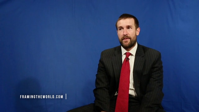 Pastor Steven Anderson Interview 2