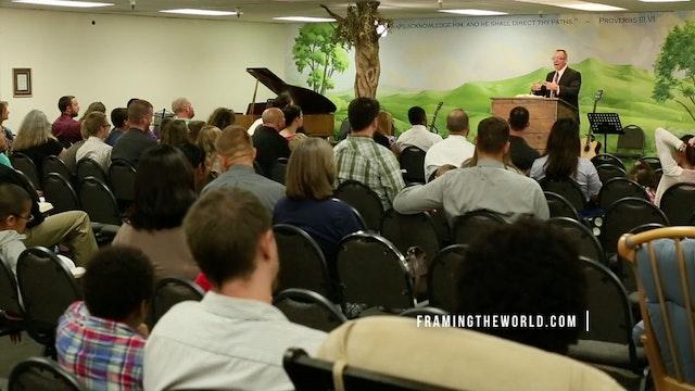 Garrett Kirchway Post Botswana Sermon