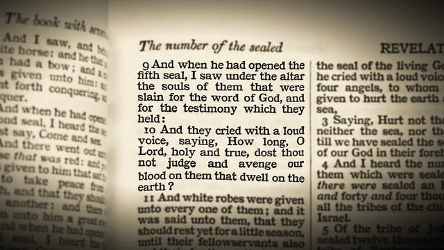 Book of Revelation - Revelation 4