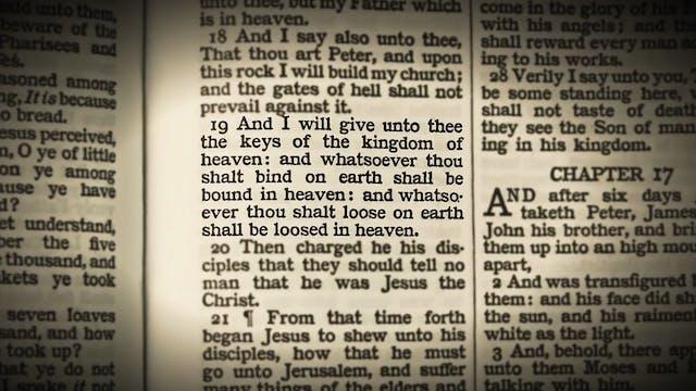 Book of Revelation - Revelation 13
