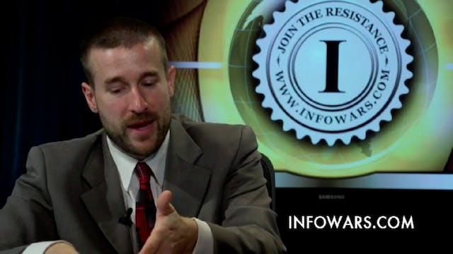 Infowars Nightly News talks to Pastor...