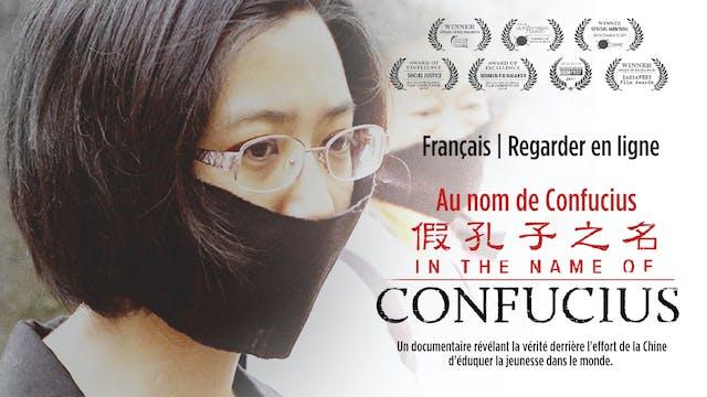 Au nom de Confucius (Français   Regarder en ligne)