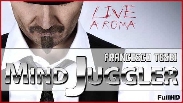 "FRANCESCO TESEI ""MIND JUGGLER"""
