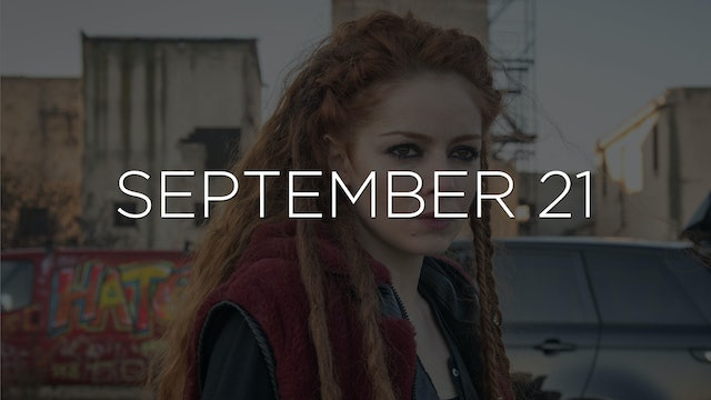 """""""Captain Maria - EP 103"""" Available September 21"""
