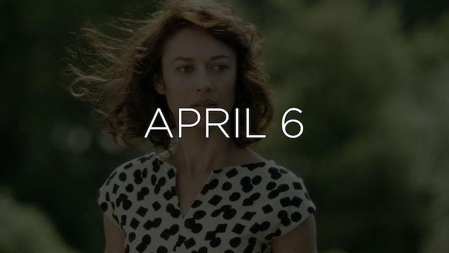 """Wonderland - EP 102"" Available April 6"