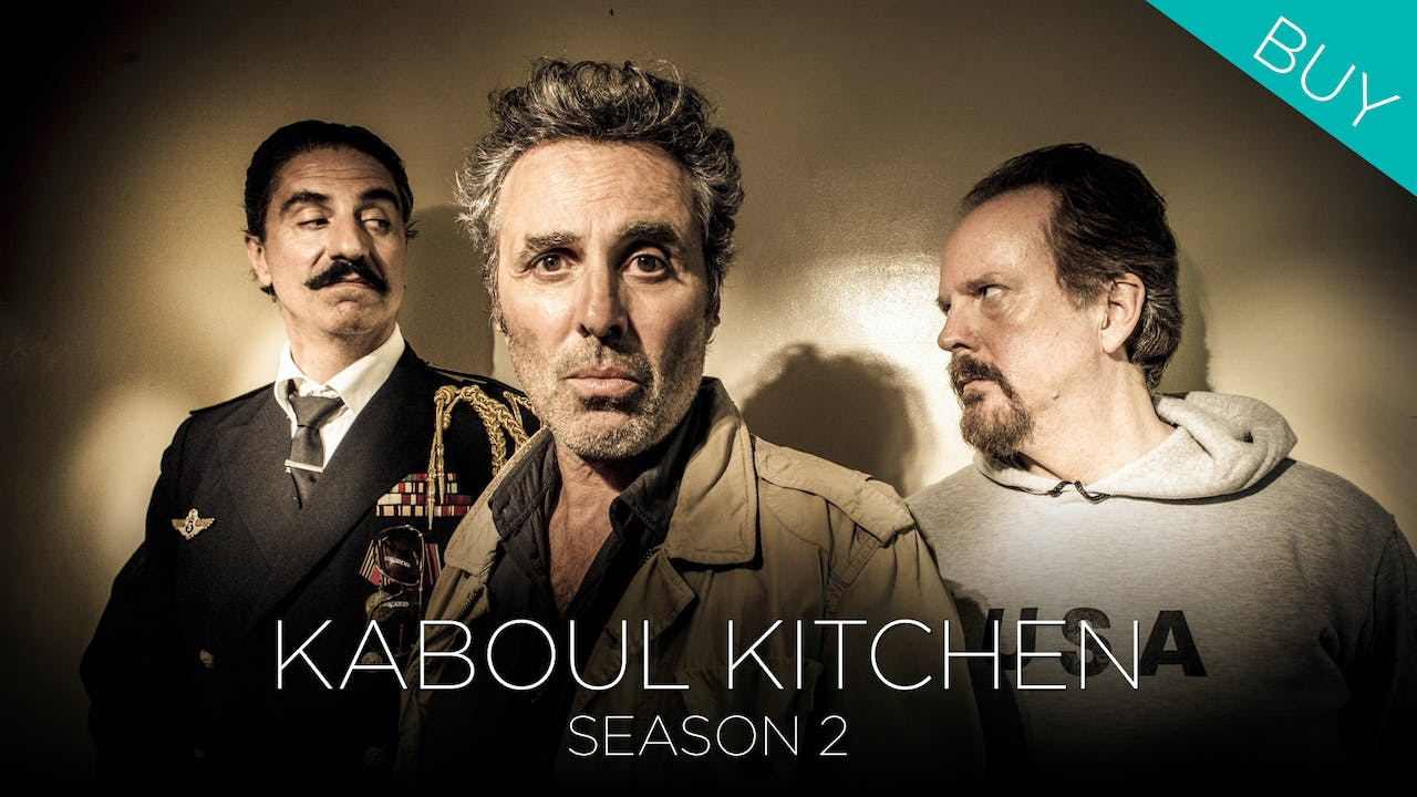 Kaboul Kitchen (Season 2)