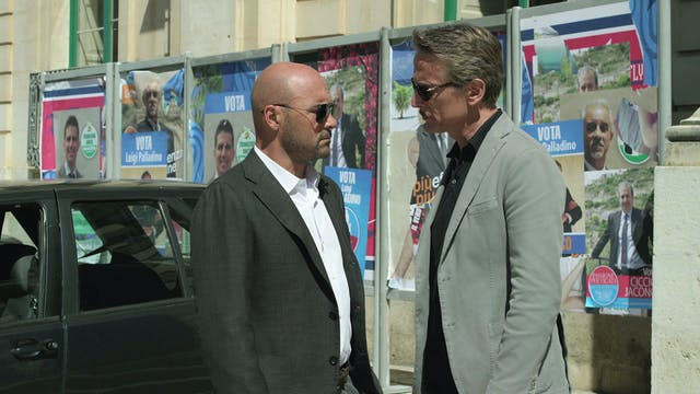 Montalbano: According to Protocol (Ep...