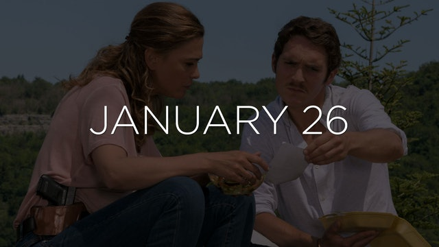 """""""Murder In... - EP 612"""" Available January 26"""
