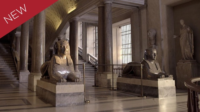Discovering the Vatican Museums: The Charm of Ancient Art (Sn 1 Ep 4)