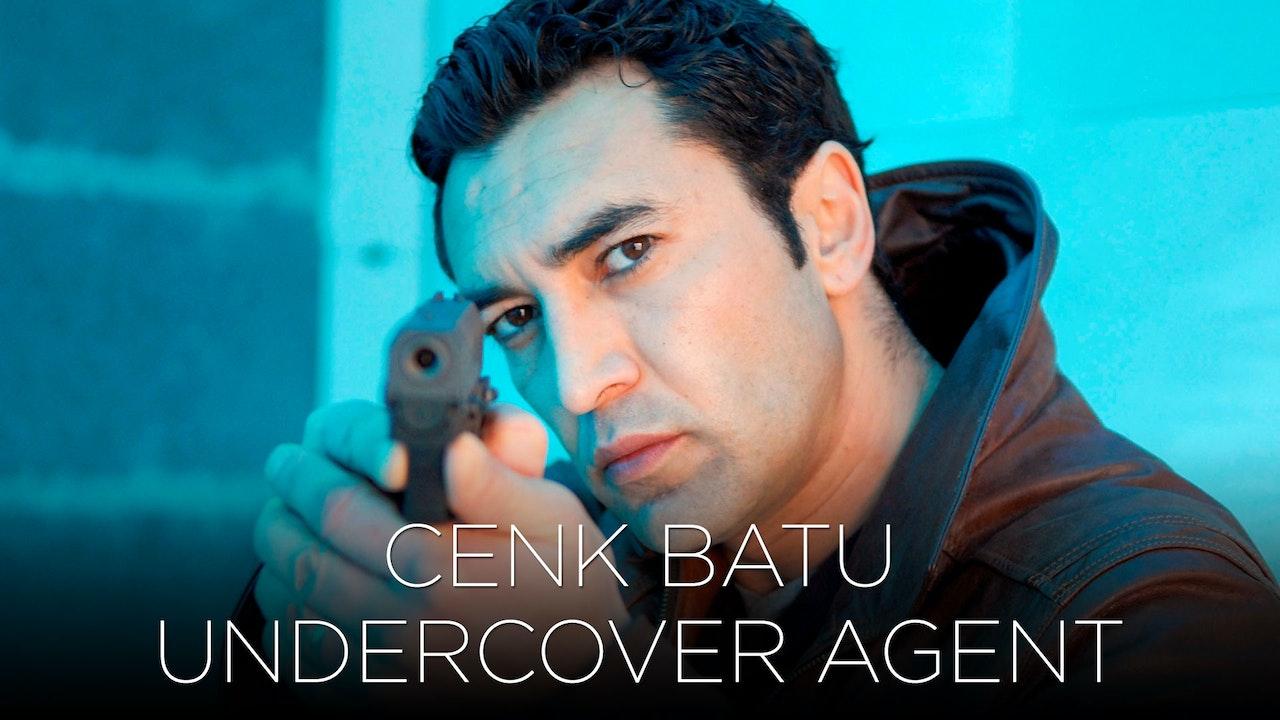 Cenk Batu Undercover Agent Blurred