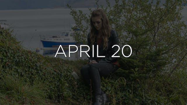 """Bannan - EP 503"" Available April 20"
