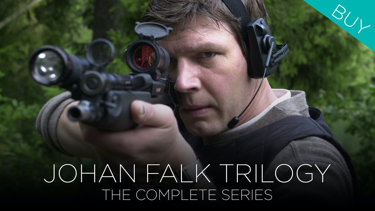 Johan Falk Trilogy (Complete Series)