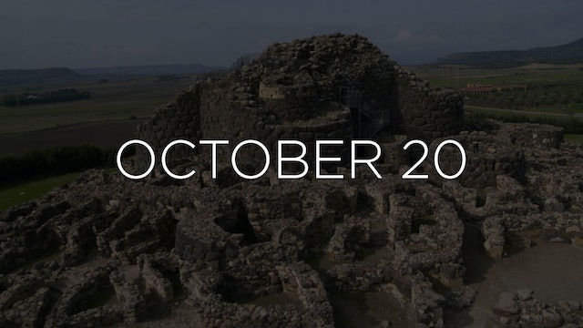 """""""Meraviglie: A Tour of Italy's Wonders - EP 206"""" Available October 20"""