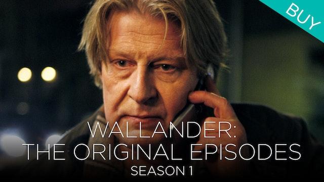 Wallander: The Original Episodes (Season 1)