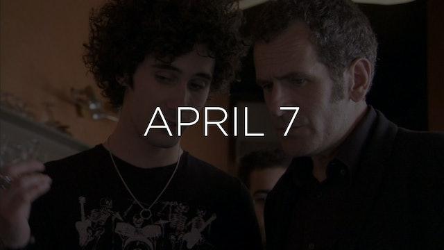 """""""Suite Noire - EP 106"""" Available April 7"""
