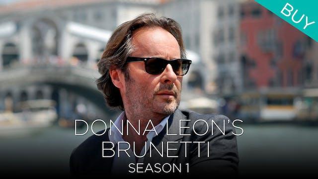 Donna Leon's Brunetti Mysteries (Season 1)