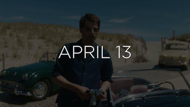 """Wonderland - EP 103"" Available April 13"