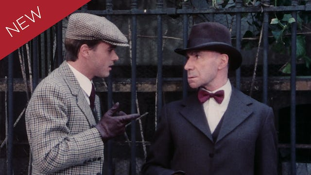 Fantômas: The Magic Scaffold (Sn 1 Ep 1)