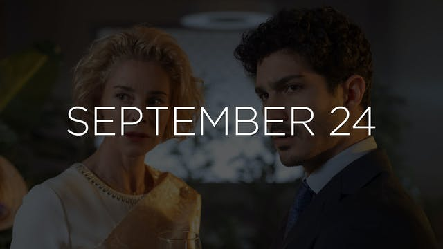"""""""The Embassy - EP 104"""" Available Sept..."""