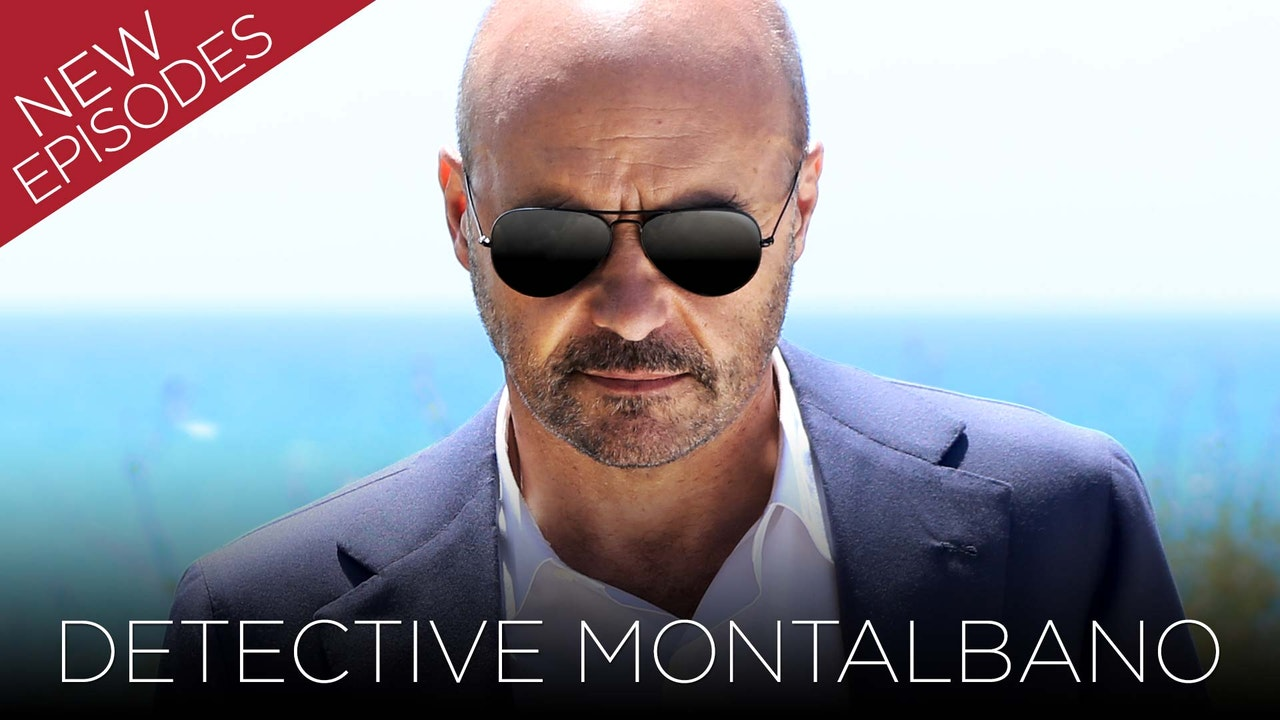 Detective Montalbano