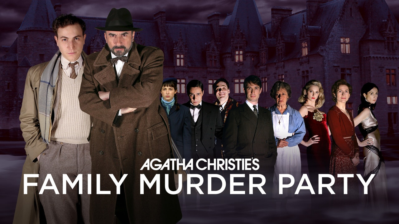 Agatha Christie's Family Murder Party