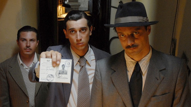 Detective De Luca: An Unauthorized Investigation (Sn 1 Ep 1)