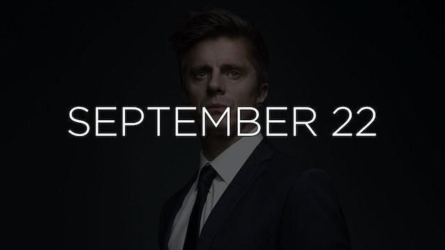 """Aber Bergen - EP 207"" Available September 22"