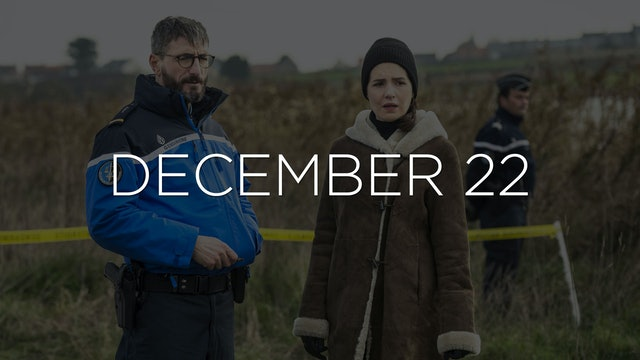 """""""Murder In... - EP 607"""" Available December 22"""