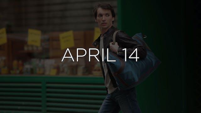 """""""Suite Noire - 107"""" Available April 14"""