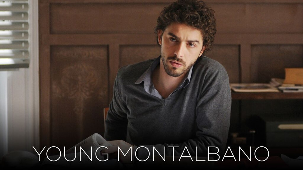 Young Montalbano Blurred