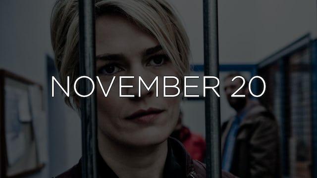 """Those Who Kill - EP 106"" Available November 20"
