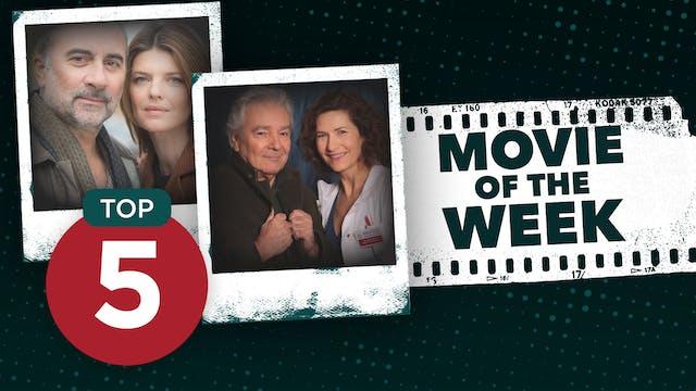 Top 5 Movies of The Week