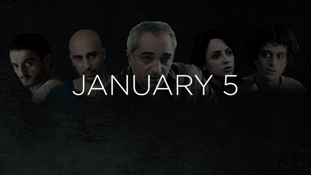 """""""Special Division - EP 114"""" Available January 5"""
