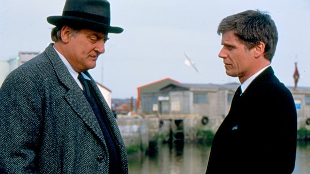 Maigret: Maigret and the Death of a Harbor Master  (Sn 4 Ep 4)