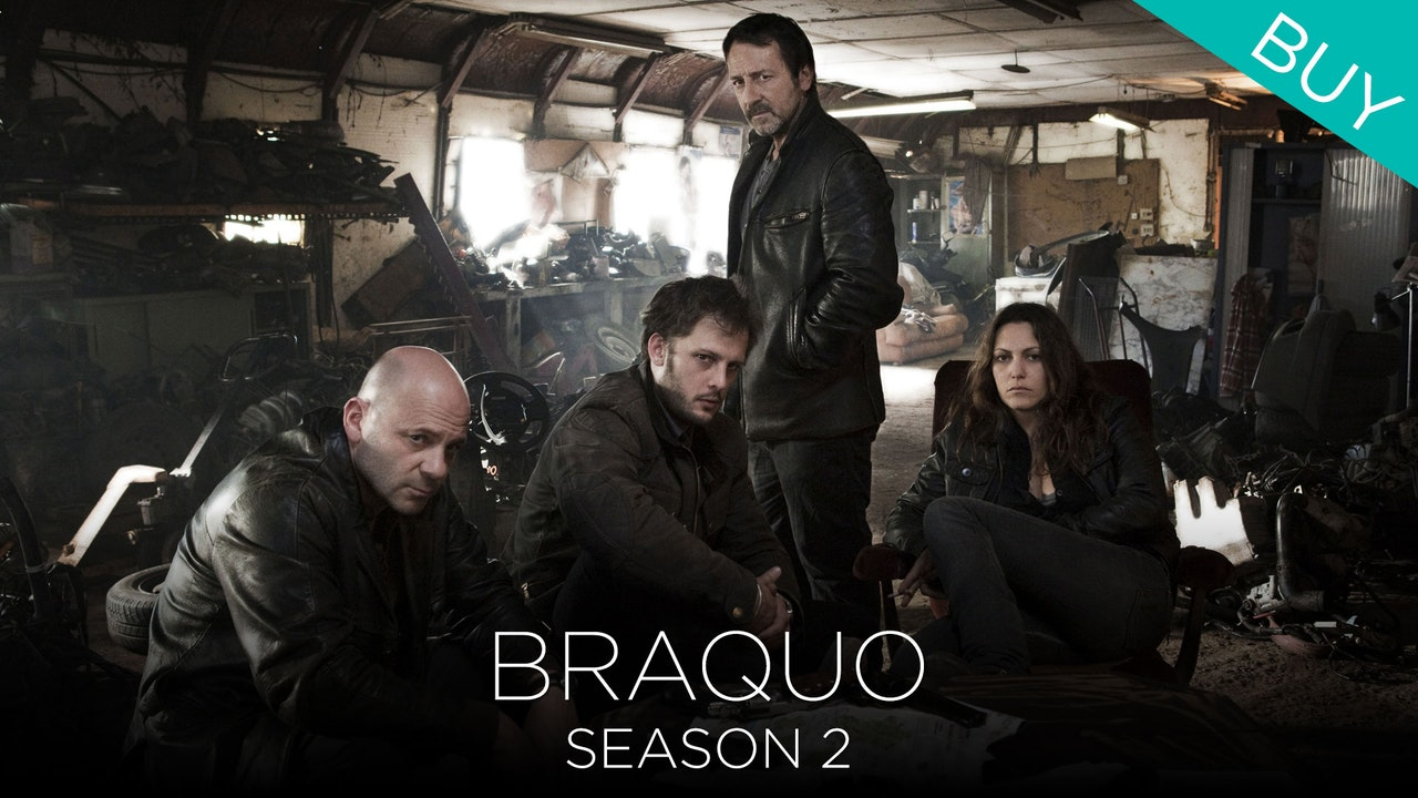 Braquo (Season 2)