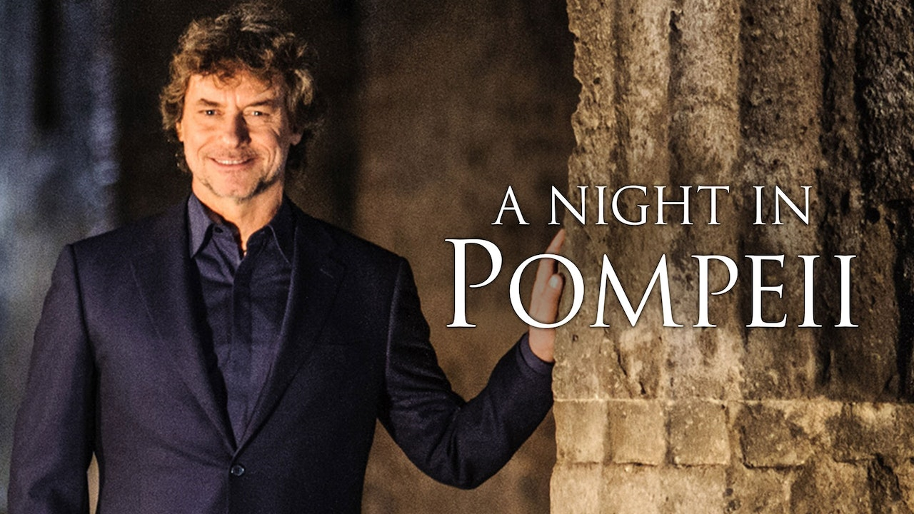 A Night in Pompeii