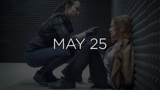 """""""The Fox - EP 102"""" Available May 25"""