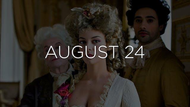 """""""Manon Lescaut"""" Available August 24"""