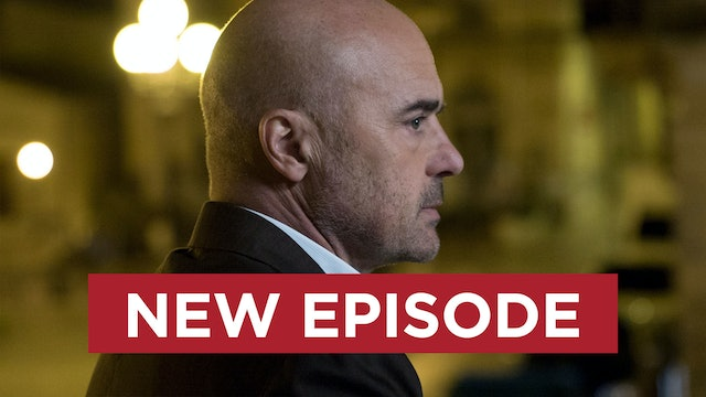 Detective Montalbano: The Safety Net (Ep 36)